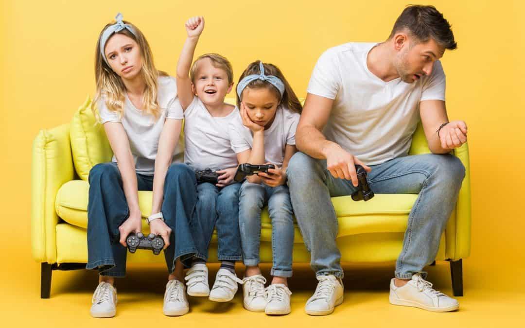 """Než se zblázníte z """"koncentrovaného rodinného štěstí"""""""