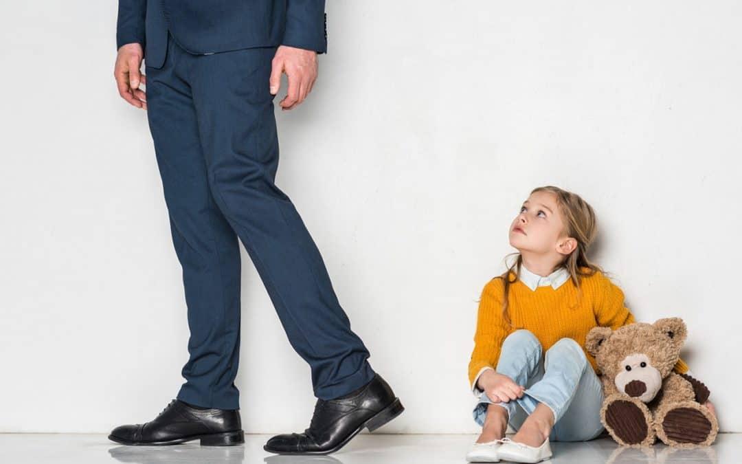 Vztahová poradna: Moje výbušnost manželku odradila a mně teď chybí dcera